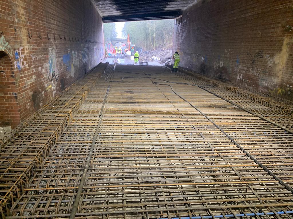 Tunnel Upgrade