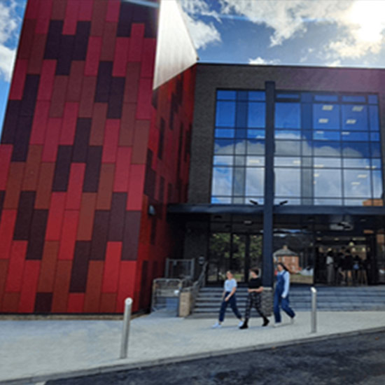 Durham 6th Form Media Centre
